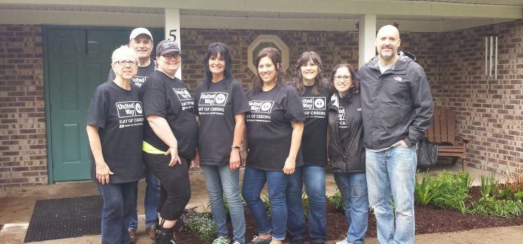 The Cooley Group Partners with the United Way Day of Caring 2018