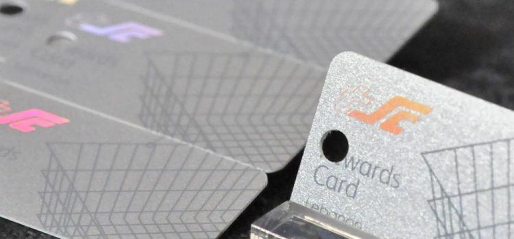 Loyalty Cards & Key Tags