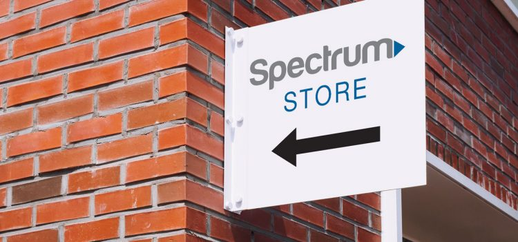 A Spectrum of Signage for a Major Re-Brand