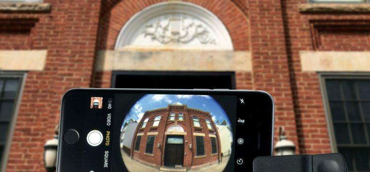 Camera Phone Lenses