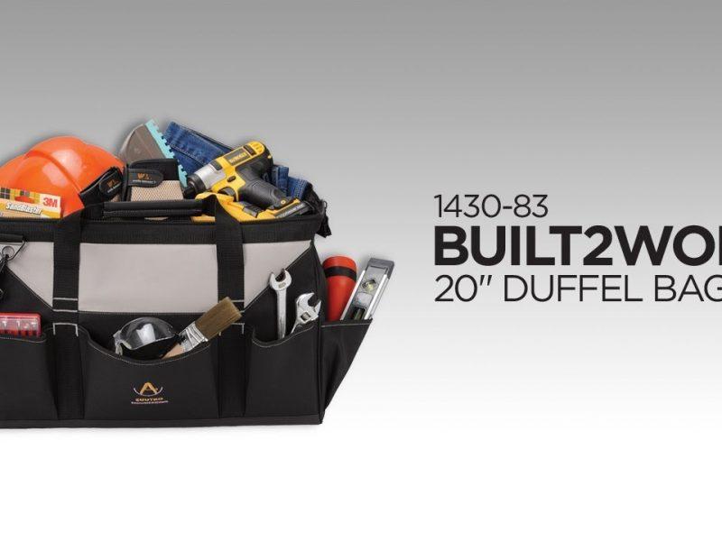 Built2Work 20″ Duffel Bag